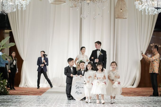 The Wedding of Christ & Olivia by PRIVATE WEDDING ORGANIZER - 041