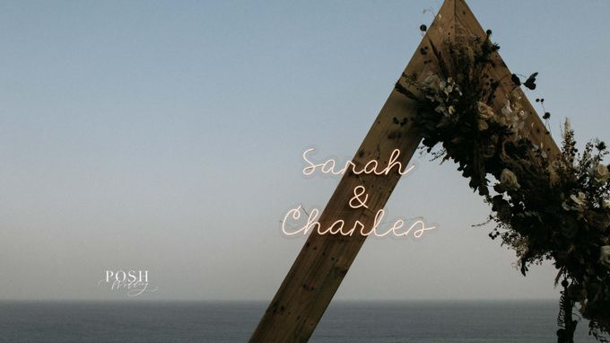 Sarah & Charles by THE UNGASAN CLIFFTOP RESORT BALI - 014