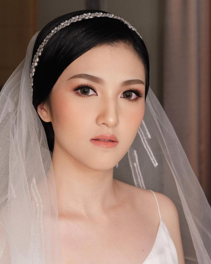 The Wedding by Vanny Adelina by VA Make Up Artist - 031