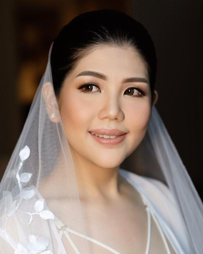 The Wedding by Vanny Adelina by VA Make Up Artist - 028
