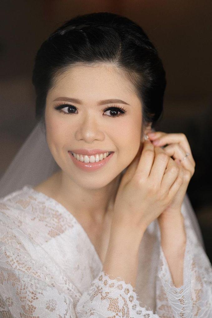 The Wedding by Vanny Adelina by VA Make Up Artist - 030