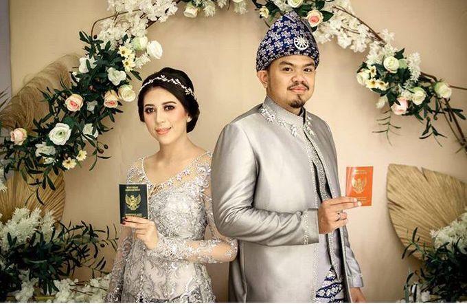 WEDDING OF AMEL & DIMAS by VAIA - 001