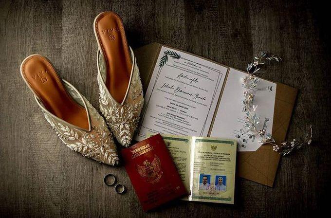 WEDDING OF AMEL & DIMAS by VAIA - 002