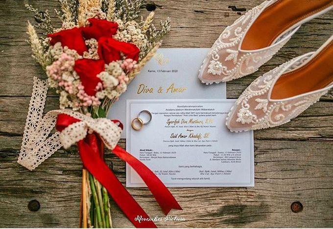 WEDDING OF DIVA & AMAR by VAIA - 001