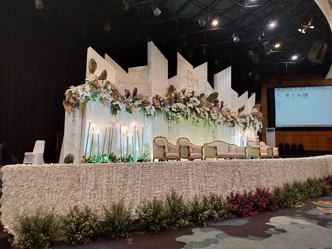 Wonderful Wedding Reception by Dome Harvest - 017