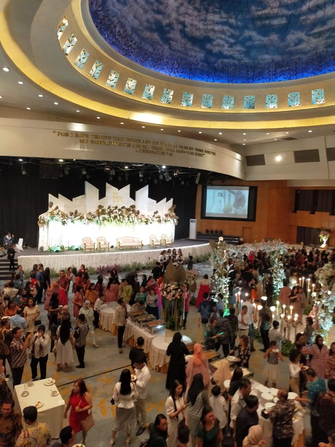 Wonderful Wedding Reception by Dome Harvest - 018