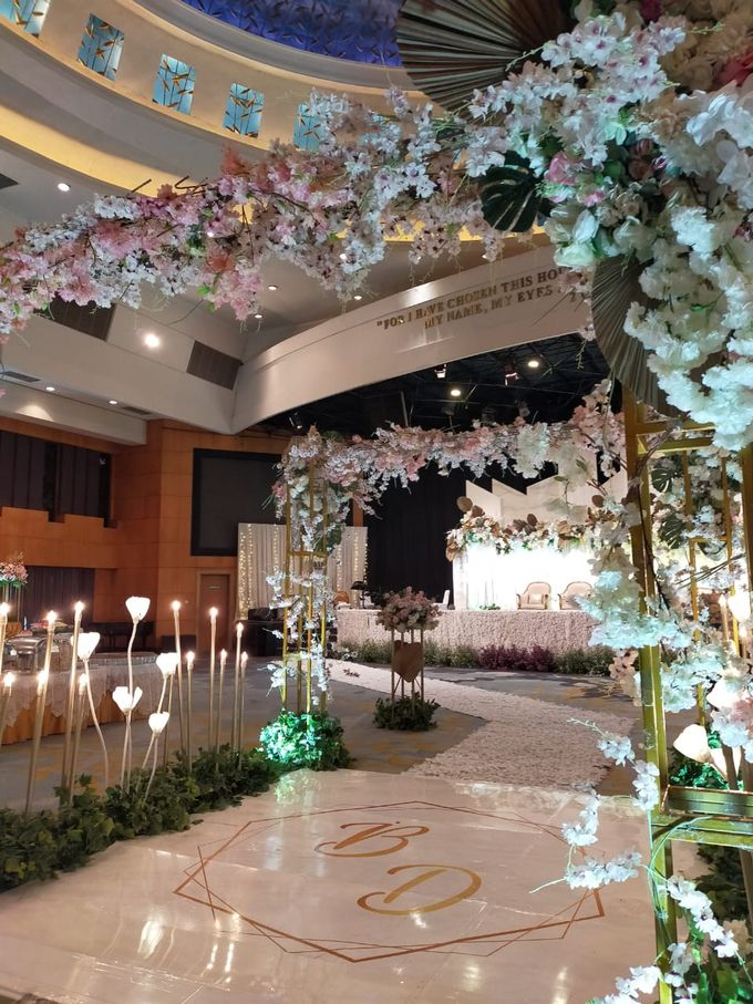 Wonderful Wedding Reception by Dome Harvest - 019