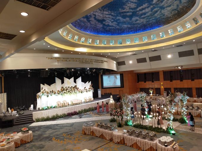 Wonderful Wedding Reception by Dome Harvest - 020