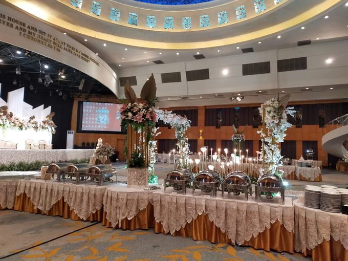 Wonderful Wedding Reception by Dome Harvest - 021