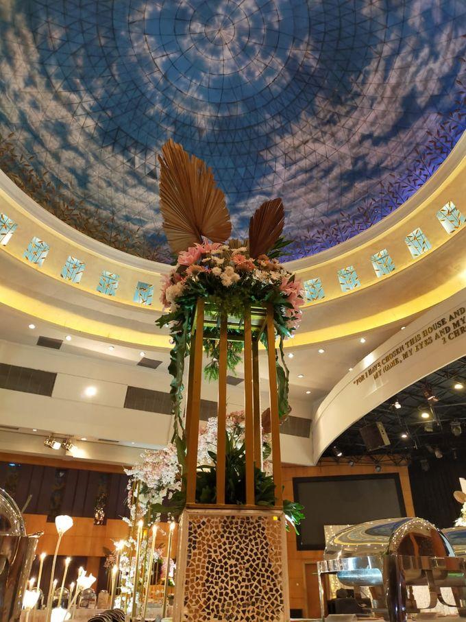 Wonderful Wedding Reception by Dome Harvest - 023