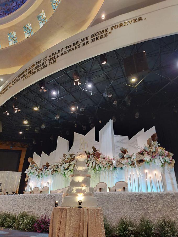 Wonderful Wedding Reception by Dome Harvest - 012