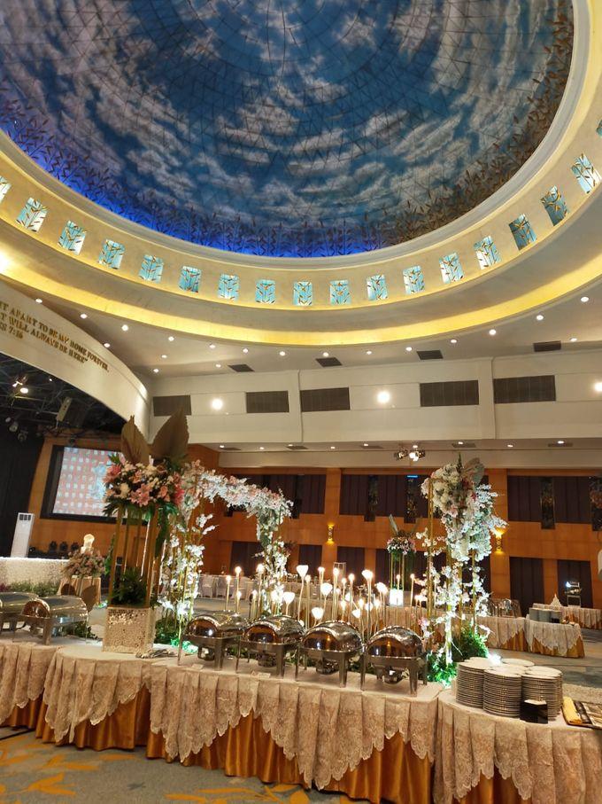 Wonderful Wedding Reception by Dome Harvest - 013