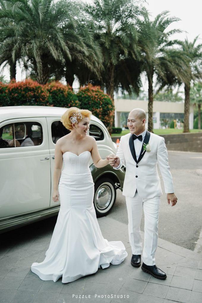 Wedding Of  Arjuna & Siska by Finest Organizer - 006