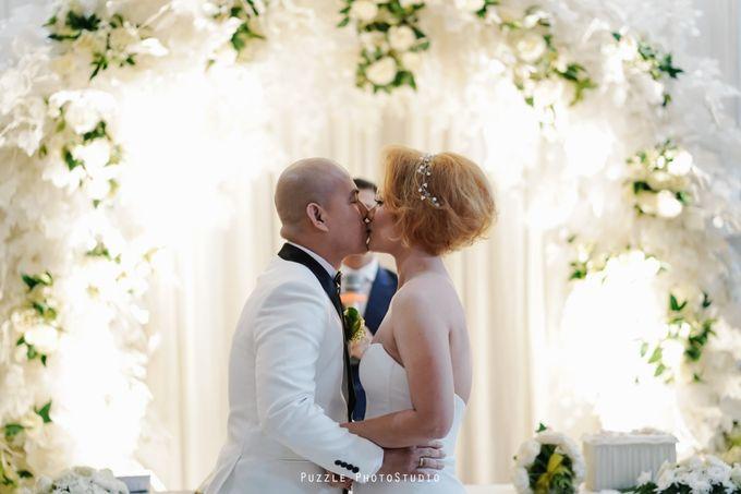 Wedding Of  Arjuna & Siska by Finest Organizer - 011