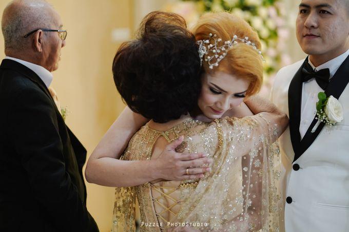 Wedding Of  Arjuna & Siska by Finest Organizer - 012