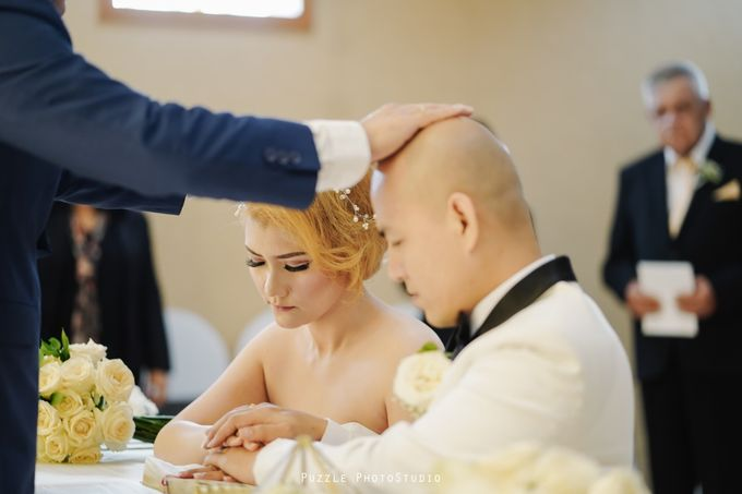 Wedding Of  Arjuna & Siska by Finest Organizer - 013