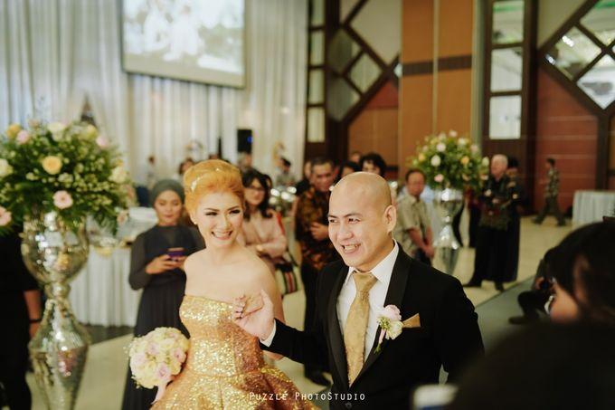 Wedding Of  Arjuna & Siska by Finest Organizer - 014