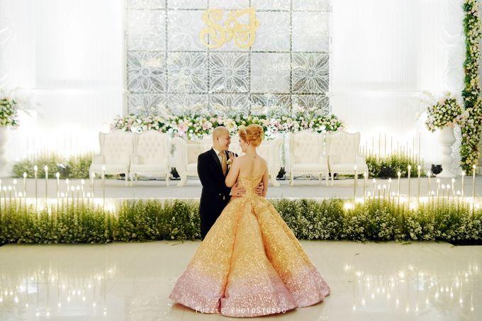 Wedding Of  Arjuna & Siska by Finest Organizer - 016