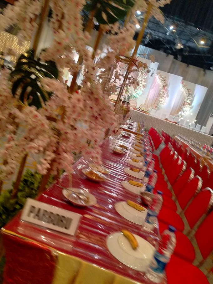 Combination  Traditional Tapanuli and Mixed Modern Wedding Reception by Dome Harvest - 014