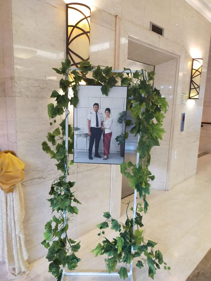 Combination  Traditional Tapanuli and Mixed Modern Wedding Reception by Dome Harvest - 023