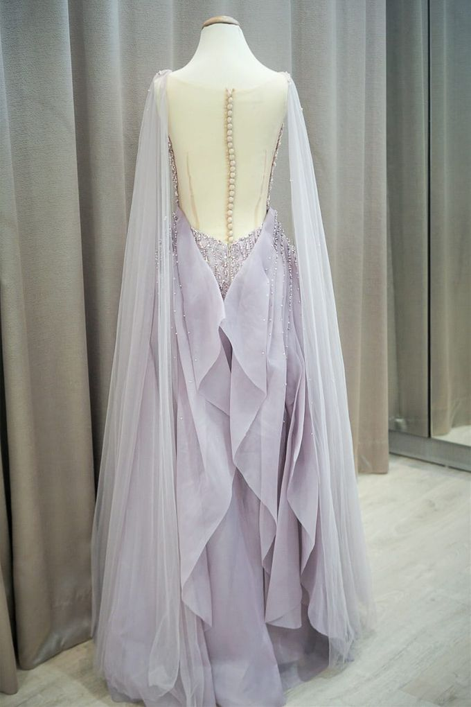 Lavender sister Dress by iLook ( Makeup & Couture ) - 004