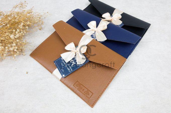 premium envelope upgrade packaging ribbon by Gemilang Craft - 001