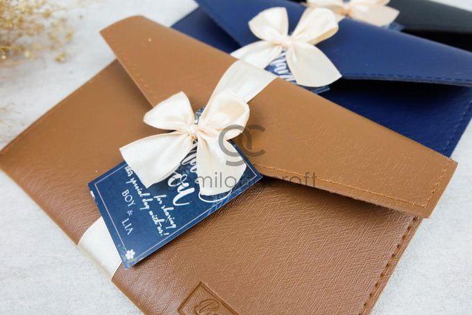 premium envelope upgrade packaging ribbon by Gemilang Craft - 002