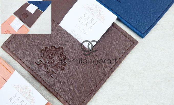 card wallet for sari & reka by Gemilang Craft - 002