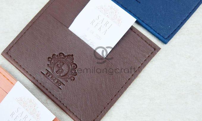 card wallet for sari & reka by Gemilang Craft - 003
