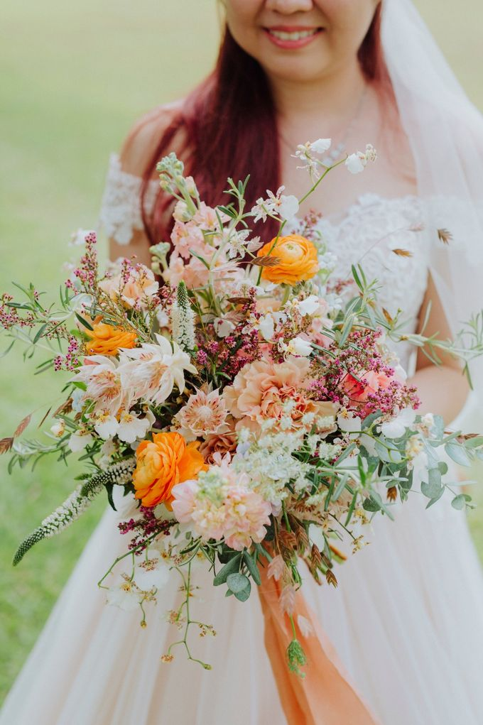 Bridal Bouquets by The Bloomish Eden - 013