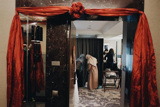 Blessing Ceremony of Bernard & Tiffany by Hotel Indonesia Kempinski Jakarta - 002