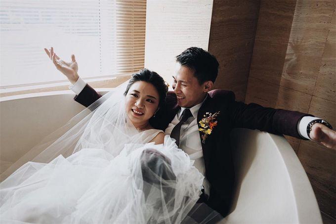 Blessing Ceremony of Bernard & Tiffany by Hotel Indonesia Kempinski Jakarta - 003