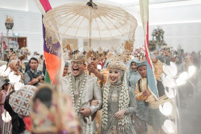 (NGUNDUH MANTU) SUNDANESE WEDDING OF IVAN & MITA by Dwi Tunggal Citra Catering - 006