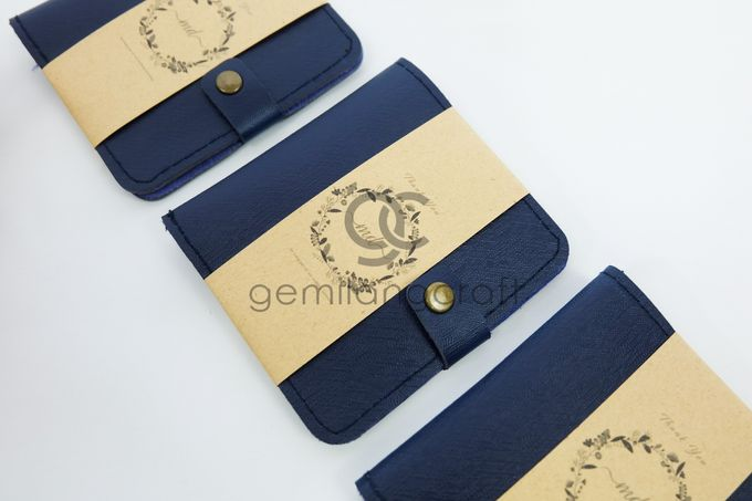 b-wallet packaging roll paper for dimas & yemimah by Gemilang Craft - 003