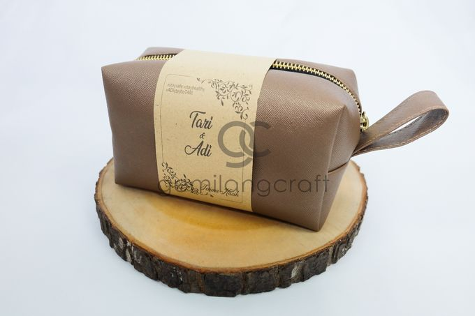 boxy premium packaging roll paper for tari & adi by Gemilang Craft - 001