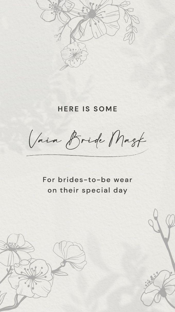 BRIDE MASKS by VAIA - 012