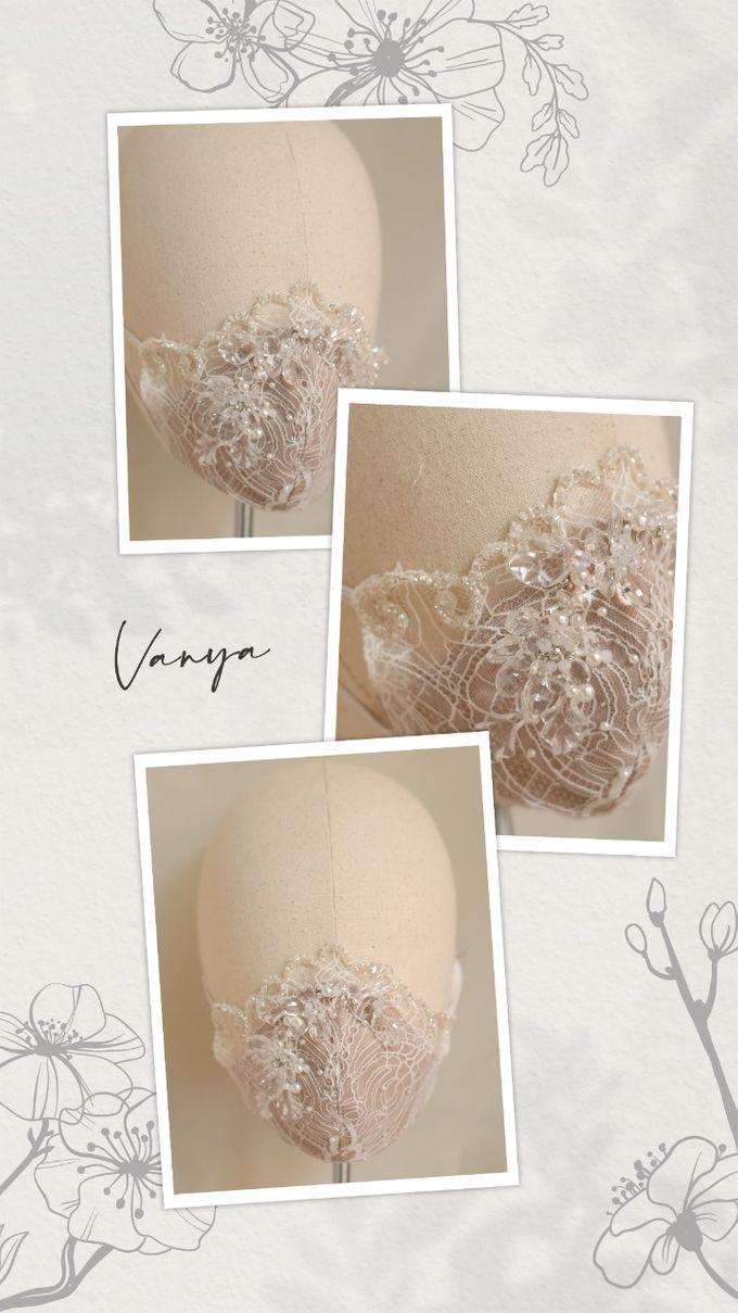 BRIDE MASKS by VAIA - 006