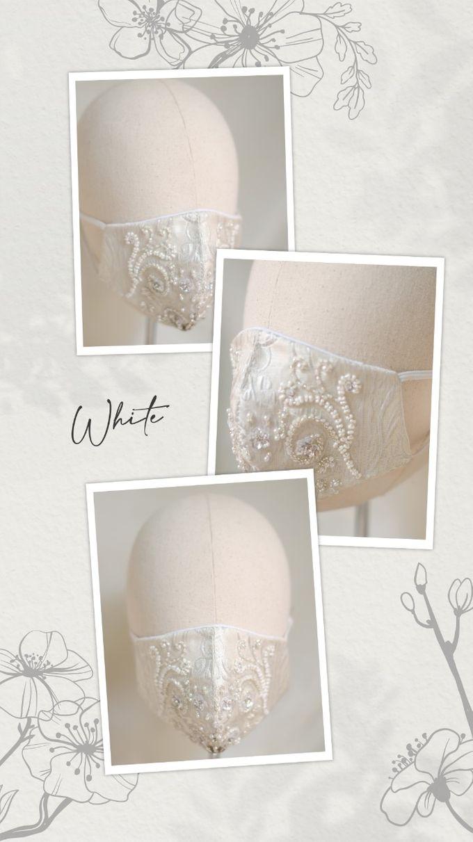 BRIDE MASKS by VAIA - 009