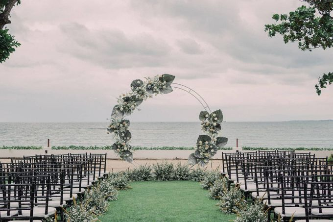 Intimate Wedding of Marcia & Tommy by Bali Wedding Atelier - 002