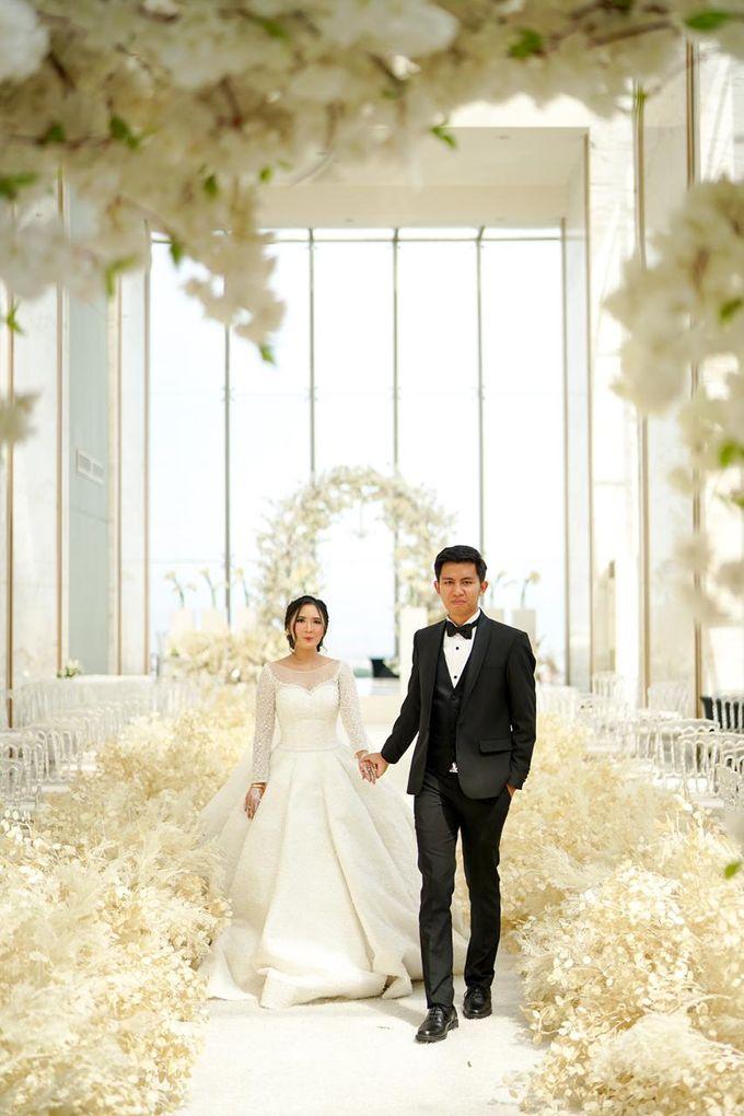 Veby & Banial Wedding Decoration by Valentine Wedding Decoration - 043