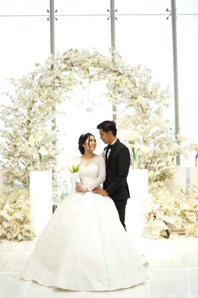 Veby & Banial Wedding Decoration by Valentine Wedding Decoration - 044