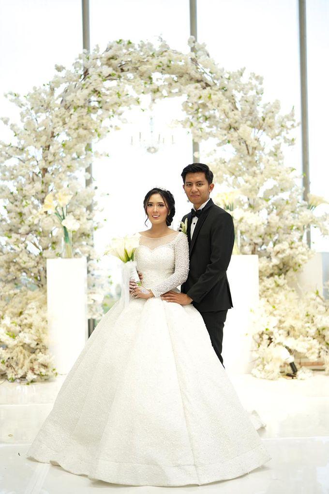 Veby & Banial Wedding Decoration by Valentine Wedding Decoration - 045