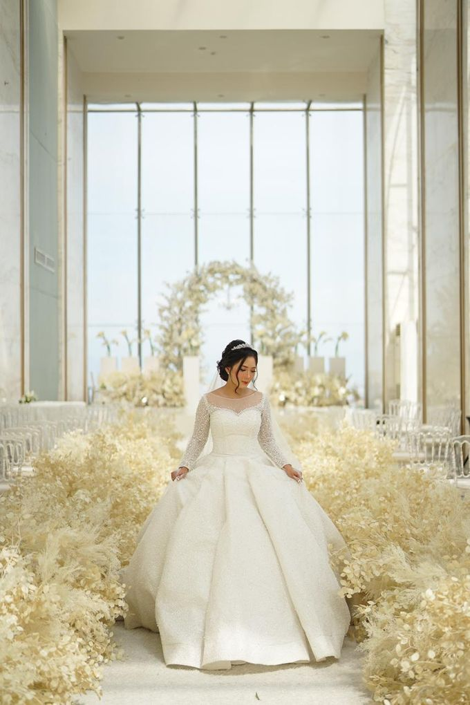 Veby & Banial Wedding Decoration by Valentine Wedding Decoration - 047