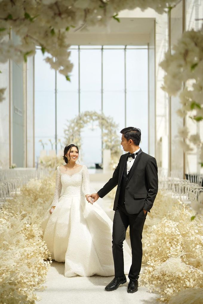 Veby & Banial Wedding Decoration by Valentine Wedding Decoration - 048