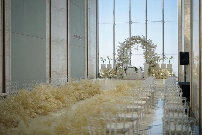 Veby & Banial Wedding Decoration by Valentine Wedding Decoration - 001
