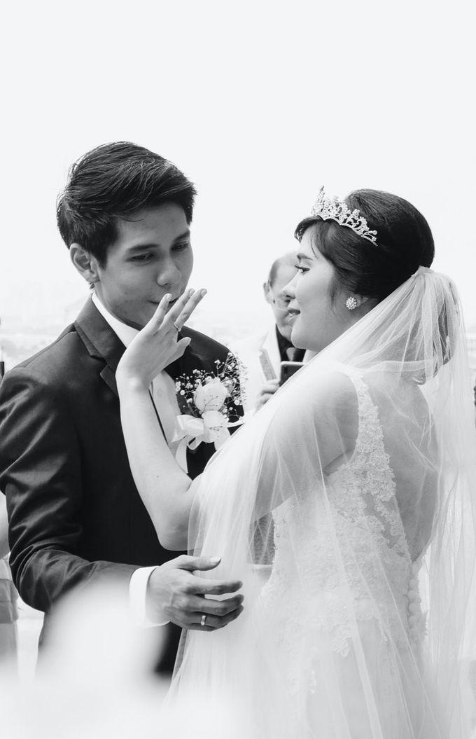 Holy Matrimony Andrew & Jeanice by Grand Mercure Surabaya City - 001