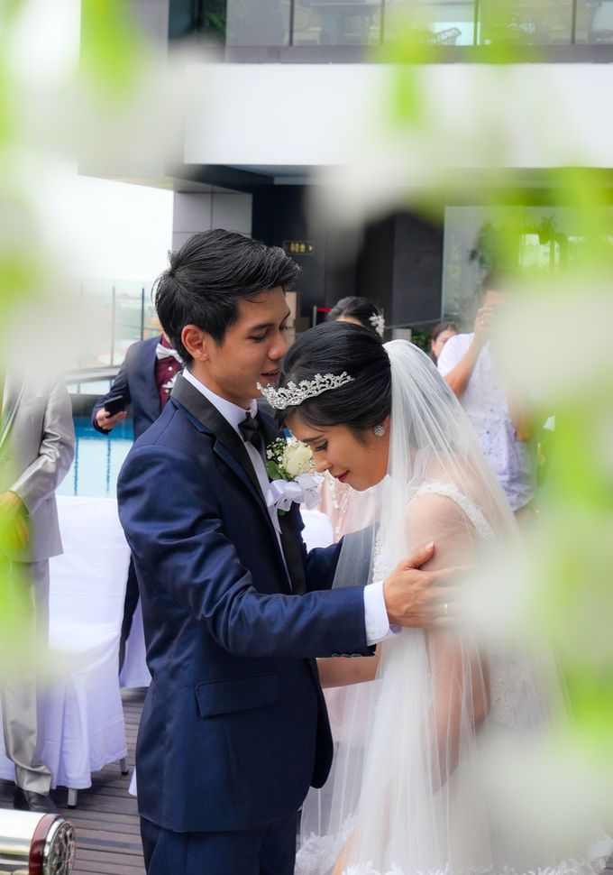 Holy Matrimony Andrew & Jeanice by Grand Mercure Surabaya City - 005