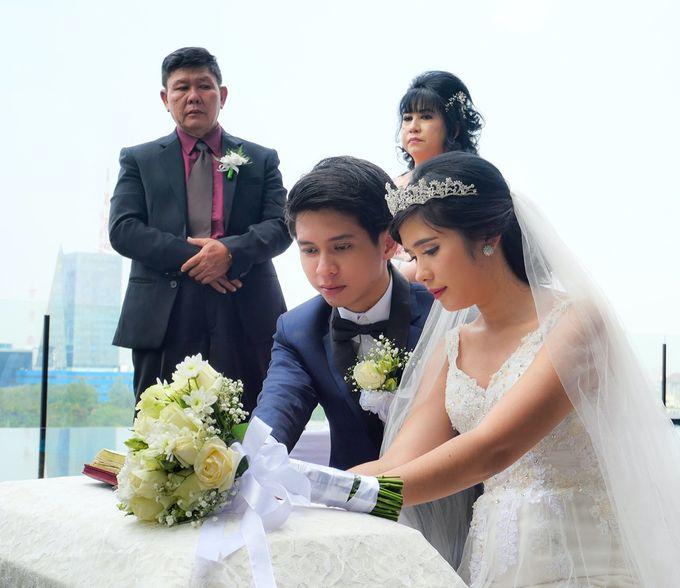 Holy Matrimony Andrew & Jeanice by Grand Mercure Surabaya City - 002