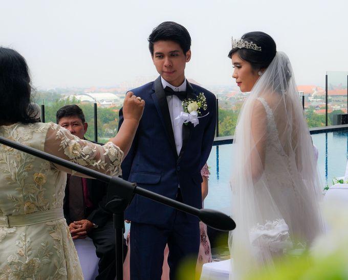 Holy Matrimony Andrew & Jeanice by Grand Mercure Surabaya City - 003