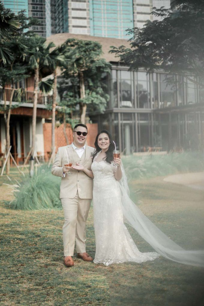 THE WEDDING OF SHABRINA & LUTHFI by Amorphoto - 005
